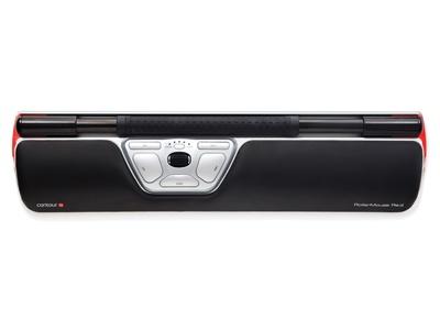 Souris ergonomique RollerMouse Red - Prévention des TMS - Azergo