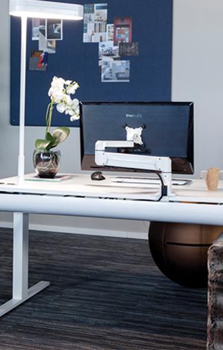 Poste de travail ergonomique - Confort et Santé au travail