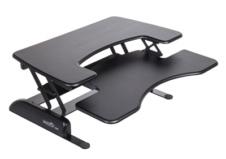Varidesk Pro Plus pour bureau assis debout