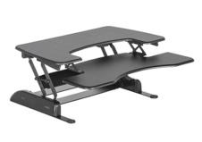 Plateforme de travail assis-debout Pro Plus 36 - Alterner les postures pour rester en forme