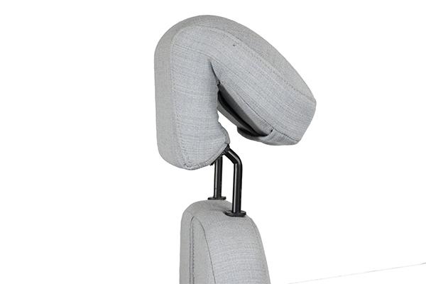 Siège ergonomique T4000 - appui-tête réglable - Azergo