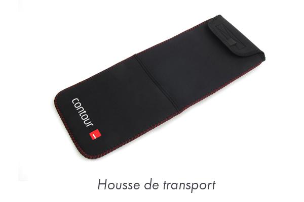 Housse de transport pour RollerMouse - Travailler confortablement sur l'ordinateur avec un pointeur central