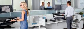 Alterner Les Postures Assise Et Debout Au Bureau Améliore La Productivité