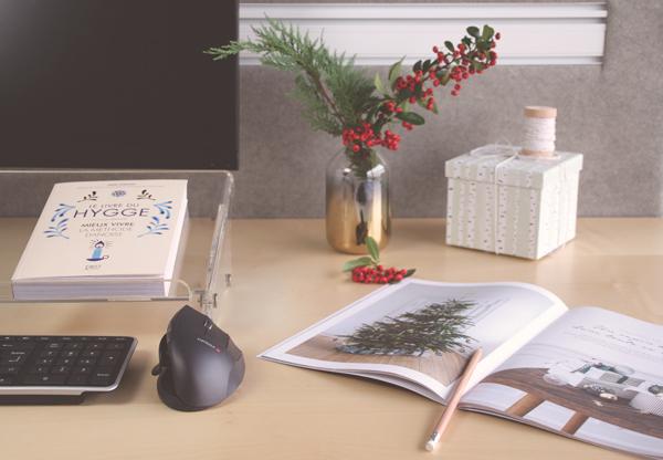 Noël Hygge - Bien-être au bureau