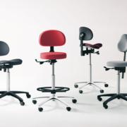 Sièges ergonomiques Gamme Support - Travail assis-debout