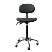 Chaise de travail assis-debout pour confort durable