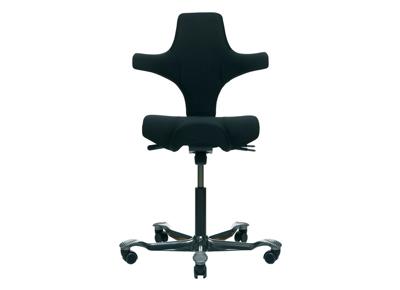 Siège ergonomique Capisco pour alterner les positions de travail
