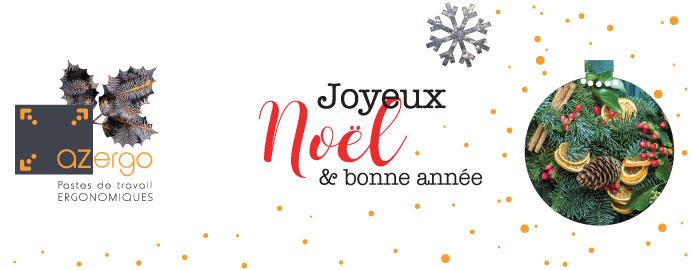 Joyeux noël et bonne année Azergo