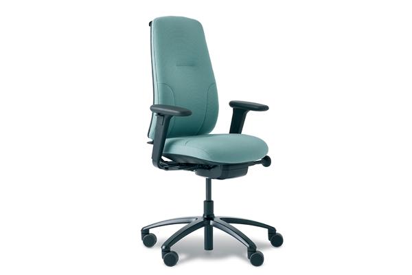 Chaise pour poste bureautique - Confort et Ergonomie au bureau - New Logic