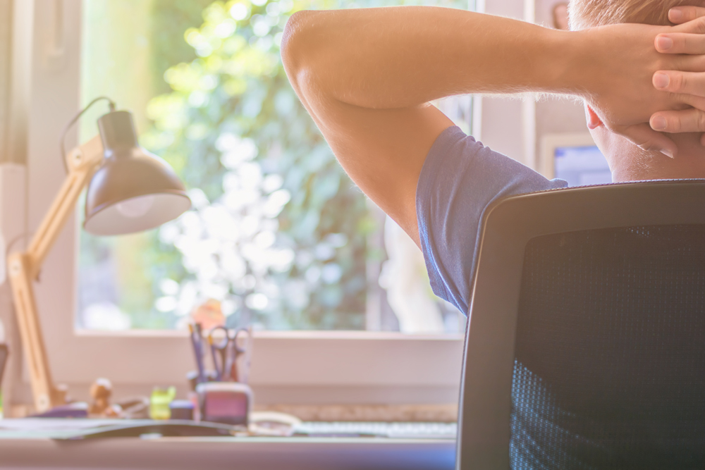 Confinement et télétravail S'organiser à la maison pour être productif - Azergo