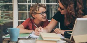 Ergonomie et école à la maison