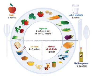 Principes de l'ergonomie pour l'enfant - Alimentation