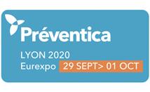 Salon Préventica Lyon 2020 - Prévention des risques et santé au travail