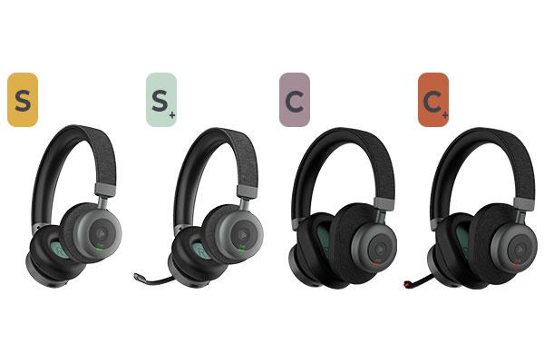Gamme Tilde Pro - Casques ergonomiques anti bruit