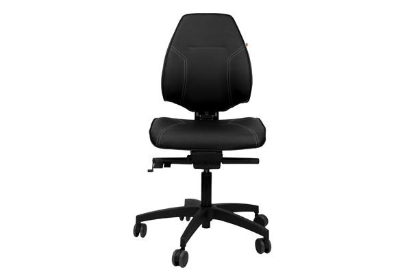 Chaise de caisse Mojo Task – Limite les douleurs au travail